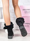 Женские Ботинки замшевые Фиона 6783-28, фото 4