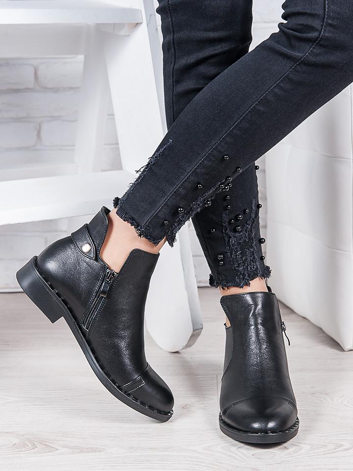 Женские Ботинки кожаные Адрианна 6957-28