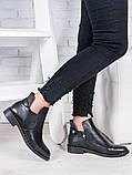 Женские Ботинки кожаные Адрианна 6957-28, фото 3