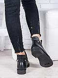 Женские Ботинки кожаные Адрианна 6957-28, фото 4