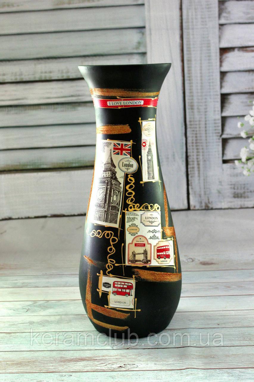 Напольная ваза York h 60 см