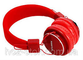 Bluetooth-гарнитура Atlanfa AT-7611A Stereo Red