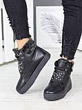 Ботинки женские кожаные 7220-28, фото 2