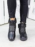 Ботинки женские кожаные 7220-28, фото 5