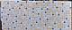 Листовая панель ПВХ на стену Регул, Мозаика (Коричневый Микс), фото 4