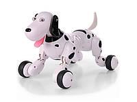 Робот-собака радиоуправляемый Happy Cow Smart Dog (черный), фото 1