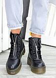 Ботинки кожаные Mart!ins 7452-28, фото 2