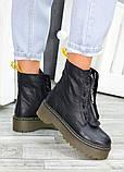 Ботинки кожаные Mart!ins 7452-28, фото 3