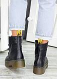 Ботинки кожаные Mart!ins 7452-28, фото 4