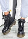Ботинки кожаные Mart!ins 7452-28, фото 5