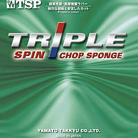 Накладка для настольного тенниса TSP Triple Spin Chop