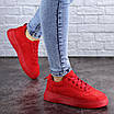 Женские красные кроссовки Momo 2078 (37 размер), фото 2