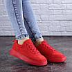 Женские красные кроссовки Momo 2078 (37 размер), фото 3