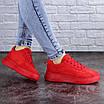 Женские красные кроссовки Momo 2078 (37 размер), фото 5