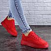 Женские красные кроссовки Momo 2078 (37 размер), фото 6