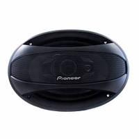 Автомобильная акустика колонки Pioneer 6973, акустические динамики колонки, колонки в автомобиль Pioneer