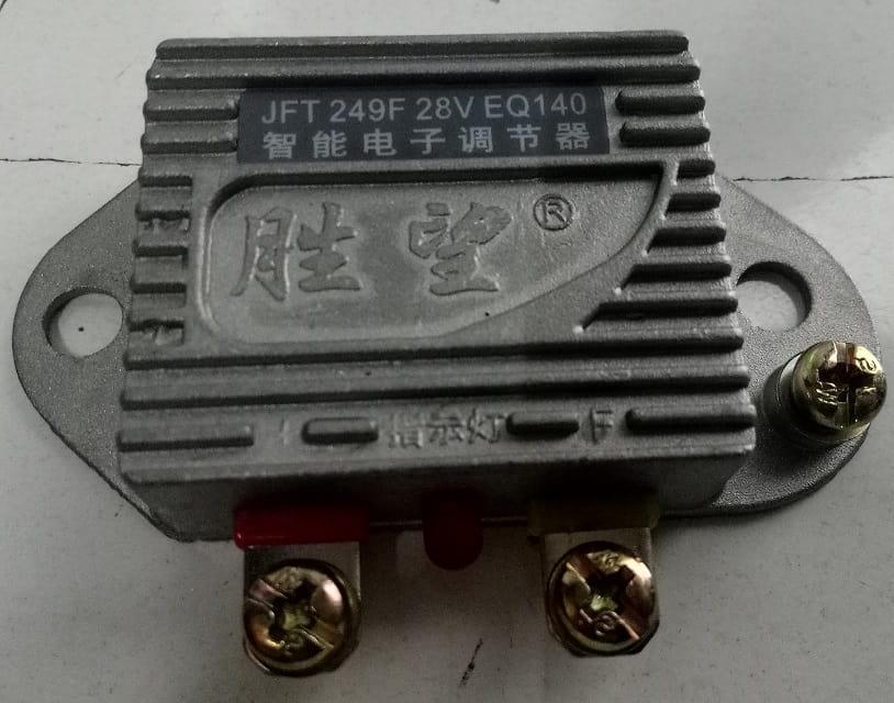 Реле зарядки JFT249F-28V EQ140 Foton, Jac, Faw, ФАВ регулятор напряжения