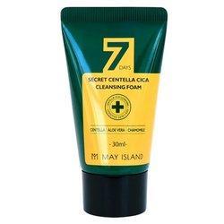 Очищаюча пінка для проблемної шкіри May Island 7 Days Secret Centella Cica 30 мл