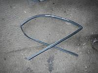 Уплотнитель стекла задн прав двери Матиз GM Корея (ориг) 96512890