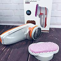 Аккумуляторная машинка чистки одежды от катышек GM 231 машинка для удаления (снятия, срезания) катышков (TI)