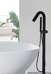 Смеситель для ванны напольный. Модель 8-512.