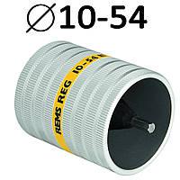 Гратосниматель под электропривод для труб (медь, сталь, нержавеющая сталь, алюминий, пластик) d10-54 REMS