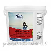 PH—Regulator Minus (гранулят) 5 кг