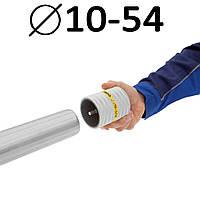 Гратосниматель ручной для труб (медь, сталь, нержавеющая сталь, алюминий, пластик) d10-54 REMS