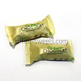 Конфеты Co Barre de chocolat мультизлаковая конфета с белой глазурью
