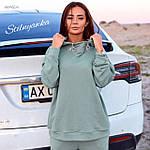 """Жіночий спортивний костюм """"Кільця"""" від Стильномодно, фото 4"""