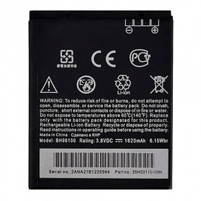 Original аккумулятор BD42100 для HTC DESIRE SV (1400 mAh), фото 2