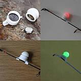 Сигнализатор поклевки светодиодный для ночной ловли маячок на рыбалку  и не только, фото 3