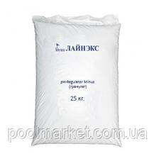 PH-Regulator Minus (гранулят). Препарат для снижения уровня рН 25 кг