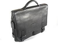 Кожаный мужской портфель-планшет Wanlima (370-0138), фото 1