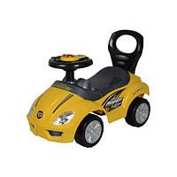 Толокар Ocie Magic Car Желтый U-042 Y