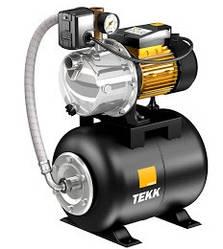 Насосна станція Tekk Haus BS 1100 Inox 24L Black