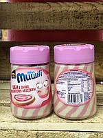 Клубнично-молочная паста Miss Muuufi Krüger 400г