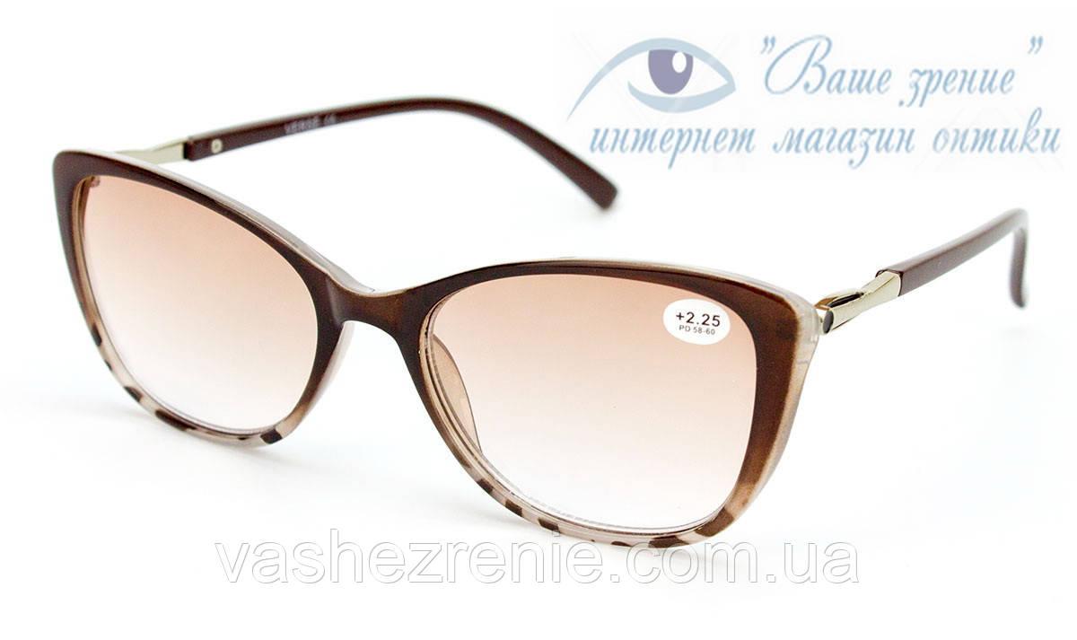 Очки женские для зрения +/- Код:1534