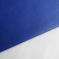 Бумага тишью синяя, папирусная бумага 50*70 см уценка