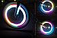 Світлодіодна підсвітка на колесо велосипеда. Світлодіодний маячок на спиці велосипеда, фото 4
