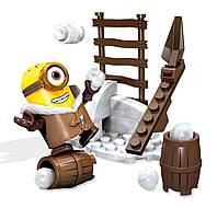 Конструктор Mega Bloks Посіпаки Бій сніжками