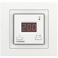 Кімнатний Терморегулятор Terneo VT Unic / Комнатный Термостат Тернео VT Unic, фото 1