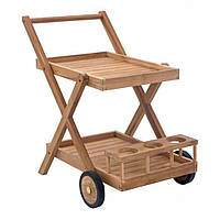 Столик сервировочный на колесах