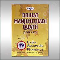 Бріхат Manjishthadi Quath, Манжиштади кханвати, Unjha, 100 г