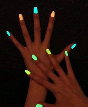 Светящийся лак для ногтей, фото 2