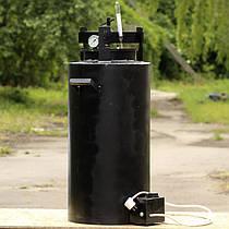 Автоклав для домашнього консервування з електричним нагріванням (на 21 л. банку)