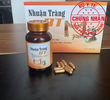 Nhuan Trang BT (Нхуан Транг БТ)- капсули для здорового травлення