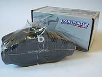 Тормозные колодки передние на Renault Trafic / Opel Vivaro с 2001... Transporter (Франция), 04.0154, фото 1