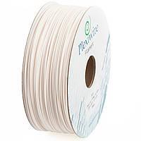 PLA пластик для 3D принтера 1,75мм (300м /0,9кг) белый