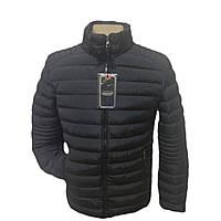 Мужская демисезонная куртка, пуховик  J.STYLE  осень,зима